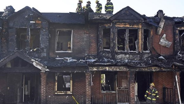 Philadelphia Fire Kills Four Kids