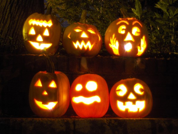 pumpkin carving patterns printable free&easy