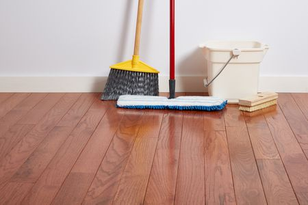 How To Clean Hardwood Floors And Make Them Shine