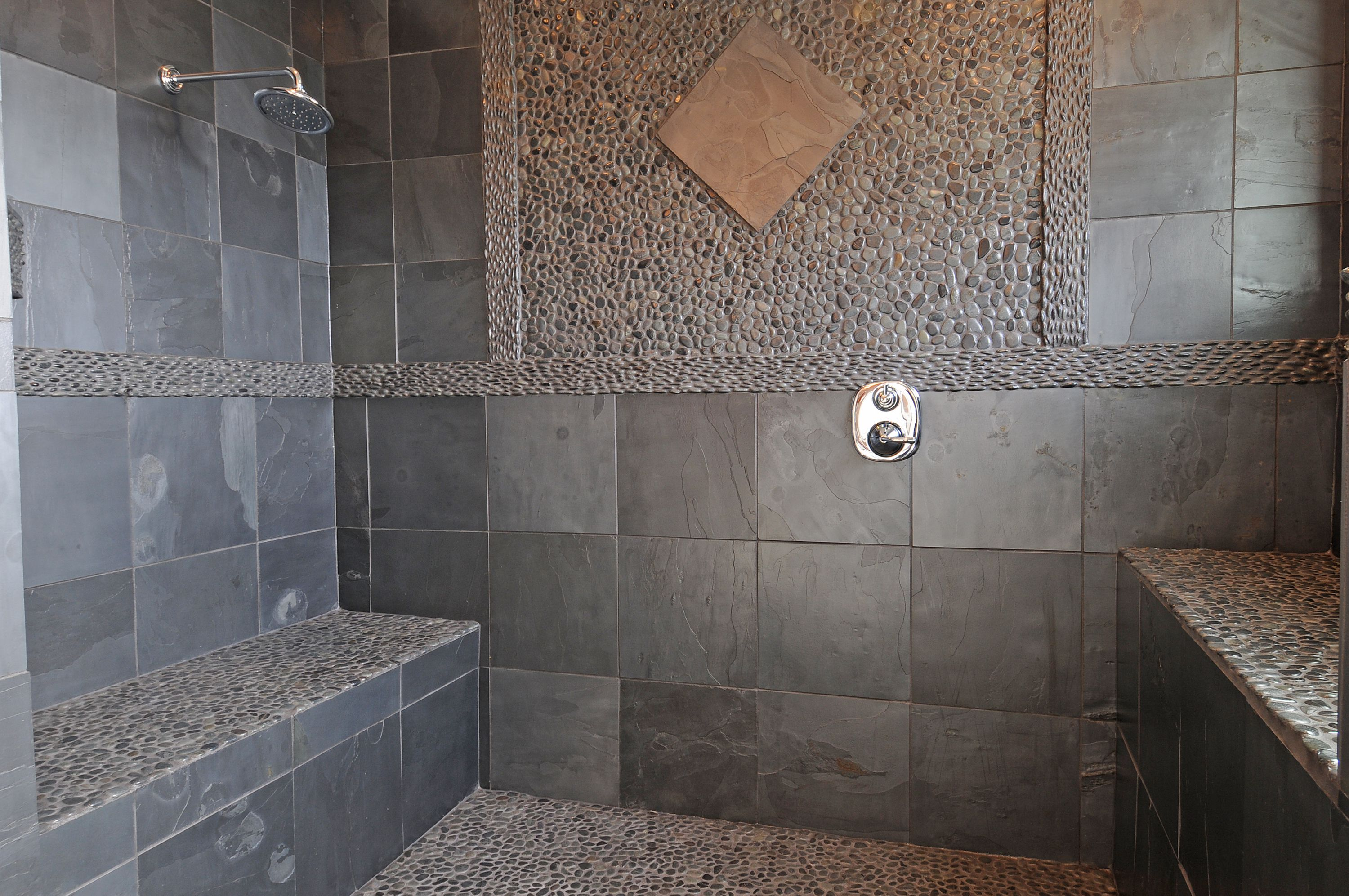 types of tile that look like stone