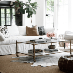 Tables In Living Room The Centerstone 15 Pretty Ways To Style A Coffee Table