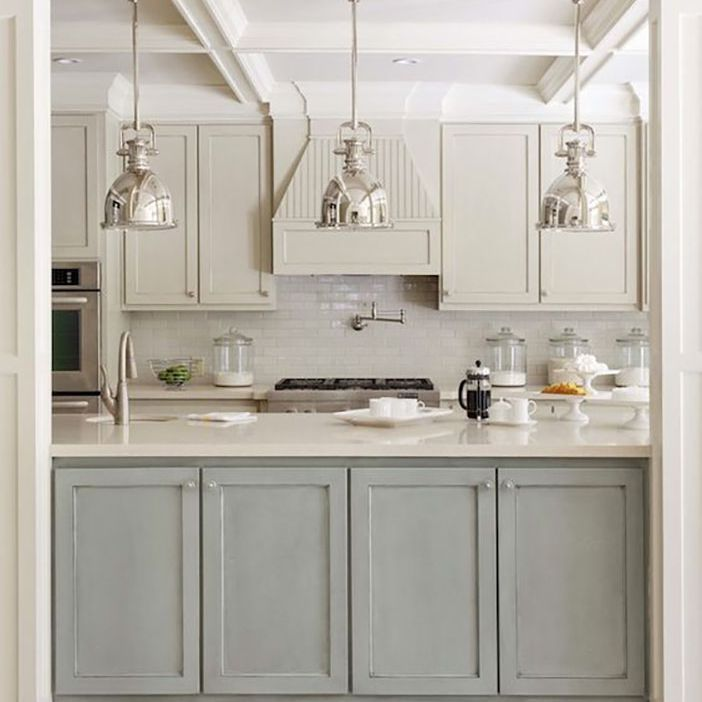grey kitchen cabinets tall trash bags 21 ways to style gray with white and island