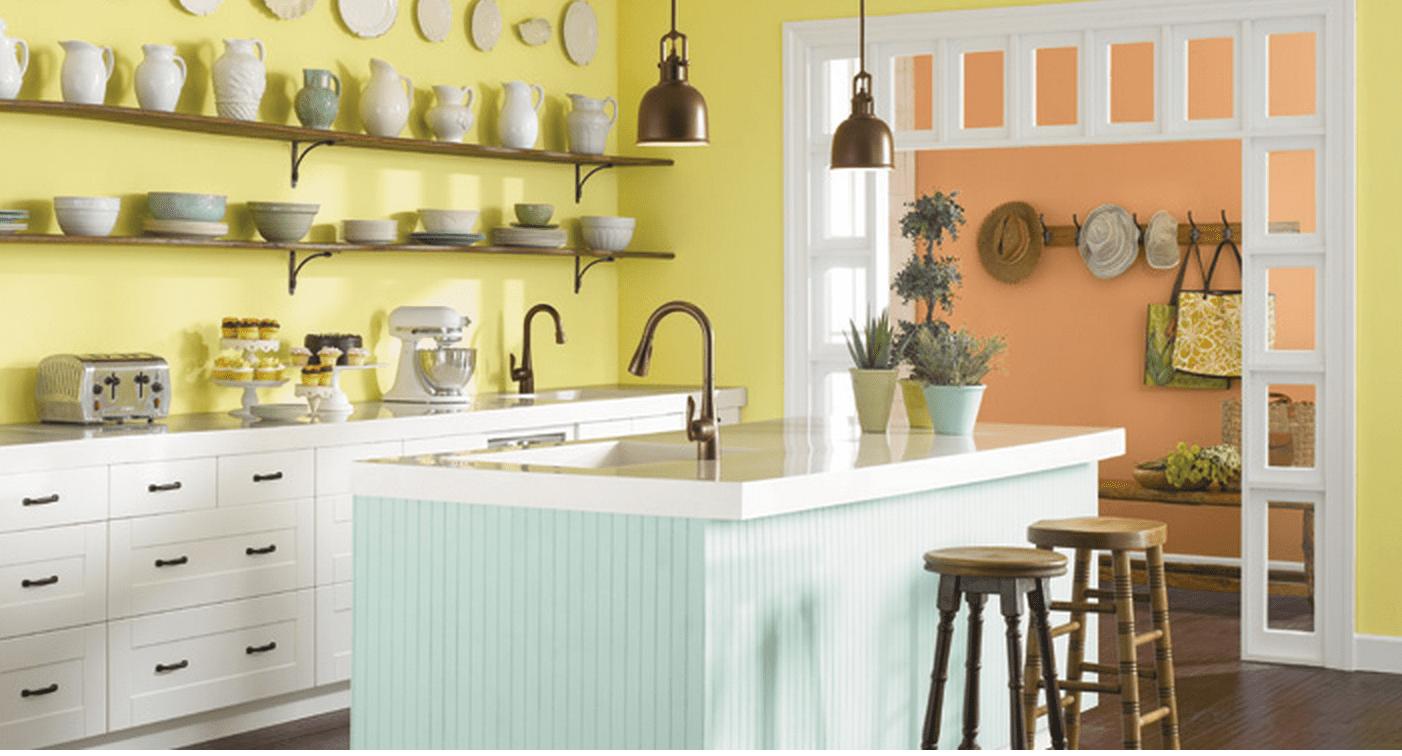best kitchen paint tile patterns 7 colors