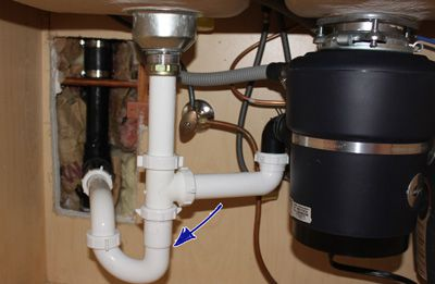 kitchen sink drain ladders how to install a