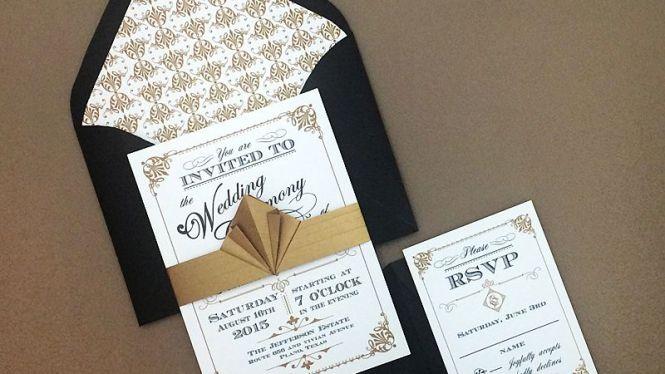 25 Free Printable Wedding Invitations