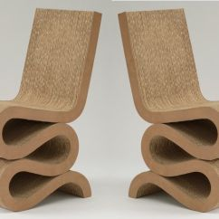 Frank Gehry Chair Back Covers Amazon Design Geek The Groundbreaking Furniture Designs Of