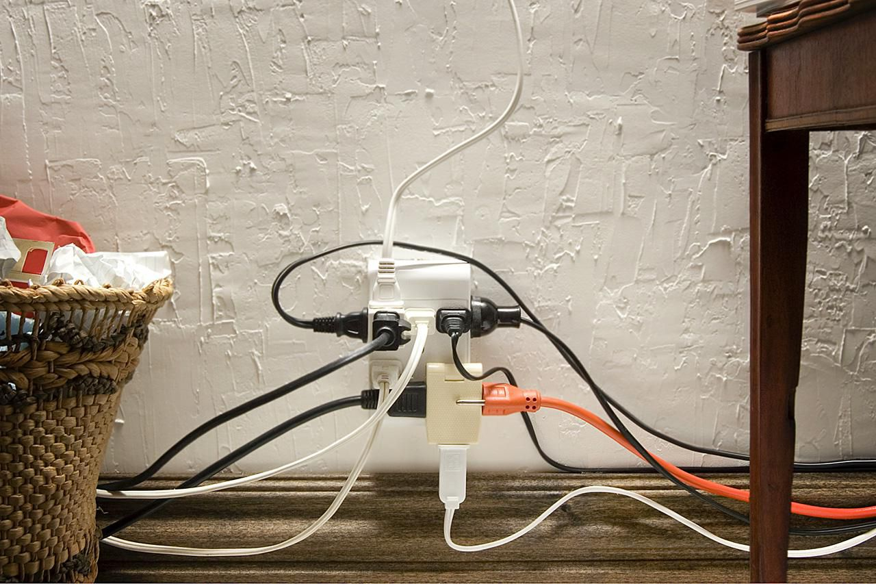hight resolution of electric power socket wiring
