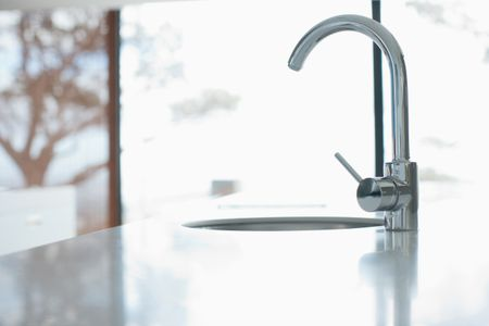 here s how to removing a kitchen faucet