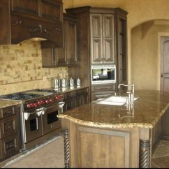 Tuscan Style Kitchen Remodels Before And After