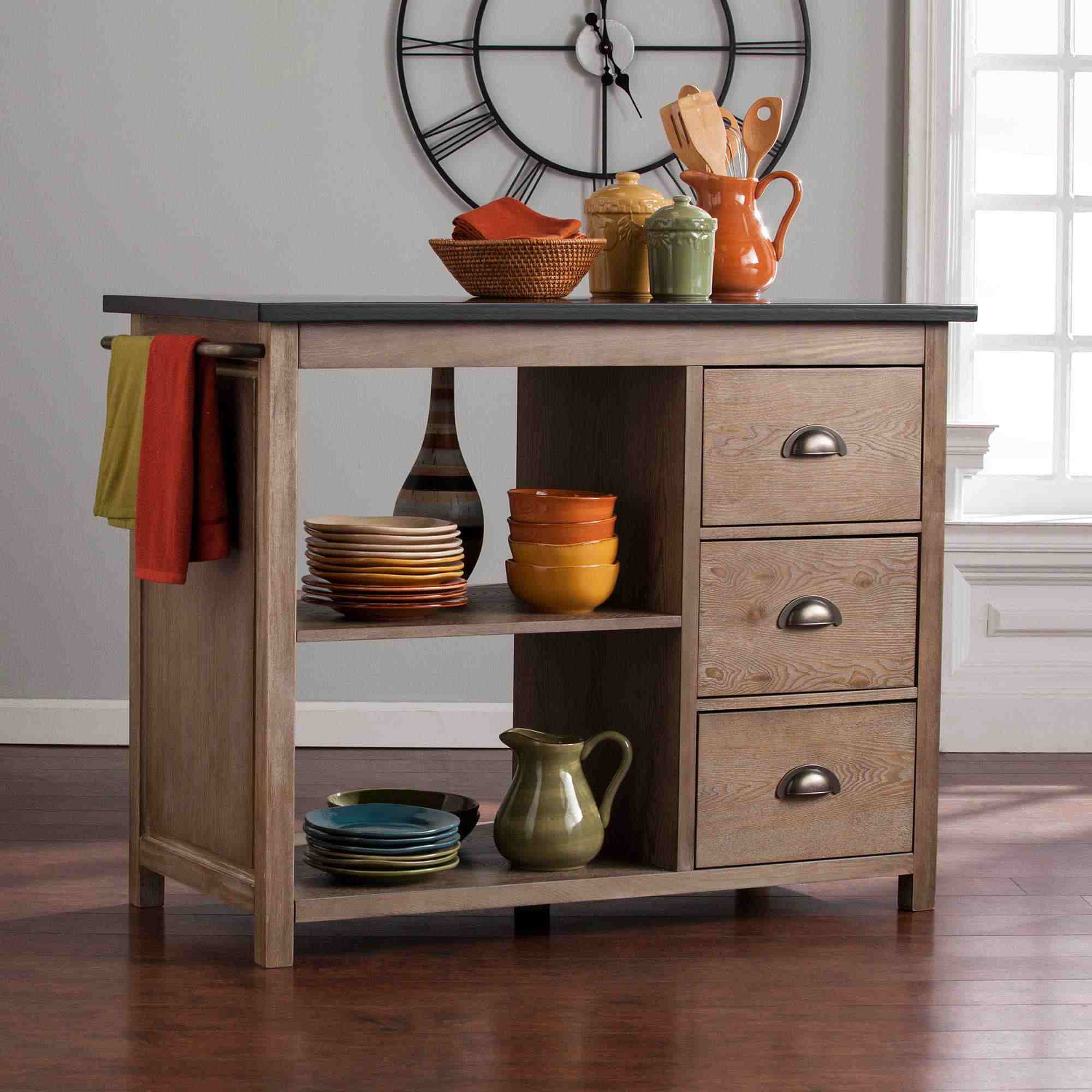 best kitchen islands corner cabinet for the 2019 overall southern enterprises denning industrial island