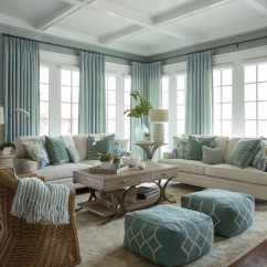 Beachy Living Room Wall Colors Black Leather Furniture Sets Blue Ideas