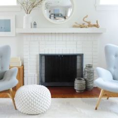 Living Room With Fireplace Decorating Ideas Design Wallpaper 20 Beautiful Rooms Fireplaces 32 Ways To Refresh A Brick