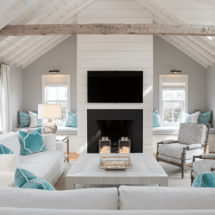 Beach House Living Room Designs Lime Green And Blue Ideas 20 Beautiful