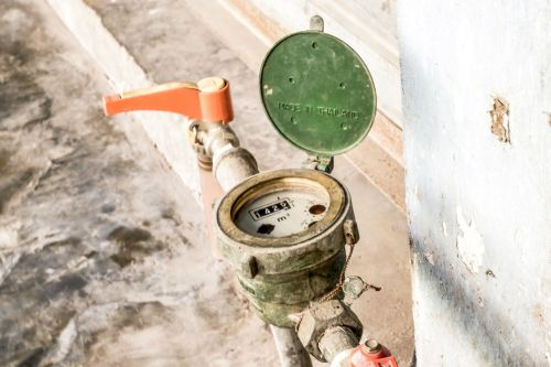 small resolution of wiring a water meter