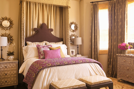 purple bedrooms tips and