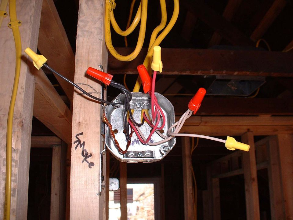 Electrical Panel Wired Timothy Thiele