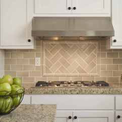 Backsplashes Kitchen Nightmare Before Christmas The Best Backsplash Materials Ceramic