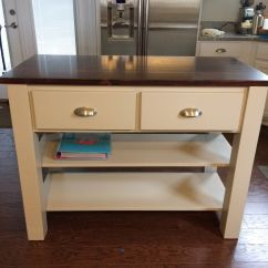 Kitchen Portable Island Gooseneck Faucet With Pull Out Spray 15 Free Diy Plans