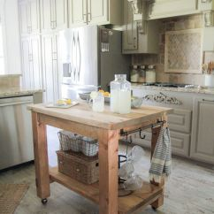How To Build A Kitchen Island With Seating Memory Foam Rugs 15 Free Diy Plans Wooden On Wheels