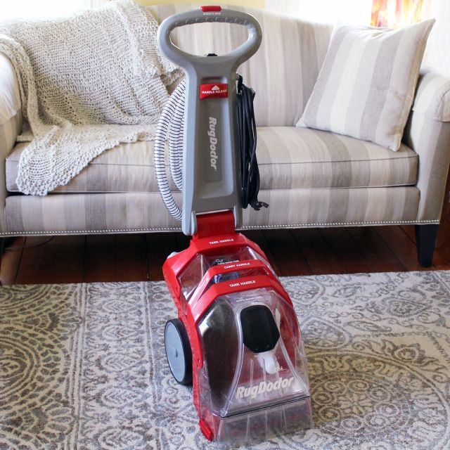 Rug Doctor Deep Carpet Cleaner Review: Efficient But Flawed