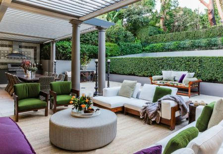 outdoor living room ideas sleek tv unit design for 50