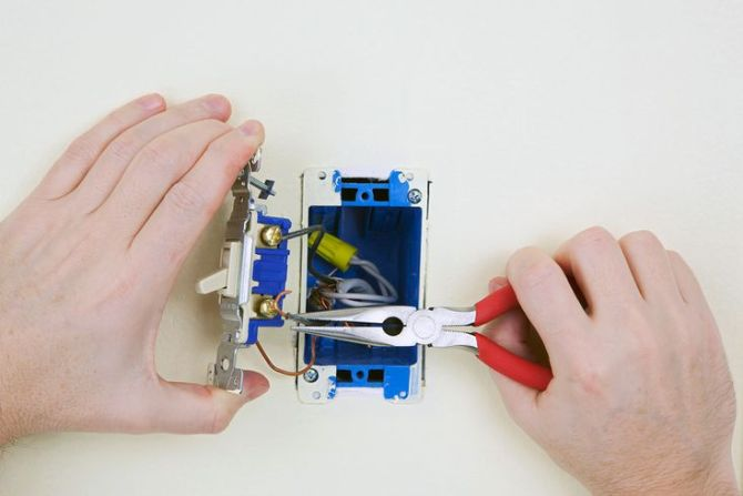 how to wire and install singlepole switches