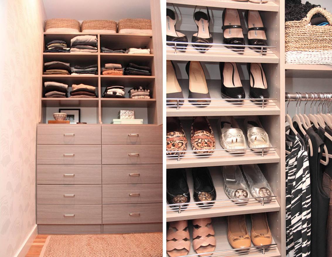 ضغط زوج معاناة walk in shoe closet