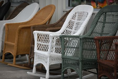 woven outdoor chair cheap rental what is resin wicker all weather furniture rocking chairs