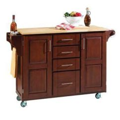 Rolling Island Kitchen Trash Cans For 6 Types Of Islands Cart Used As