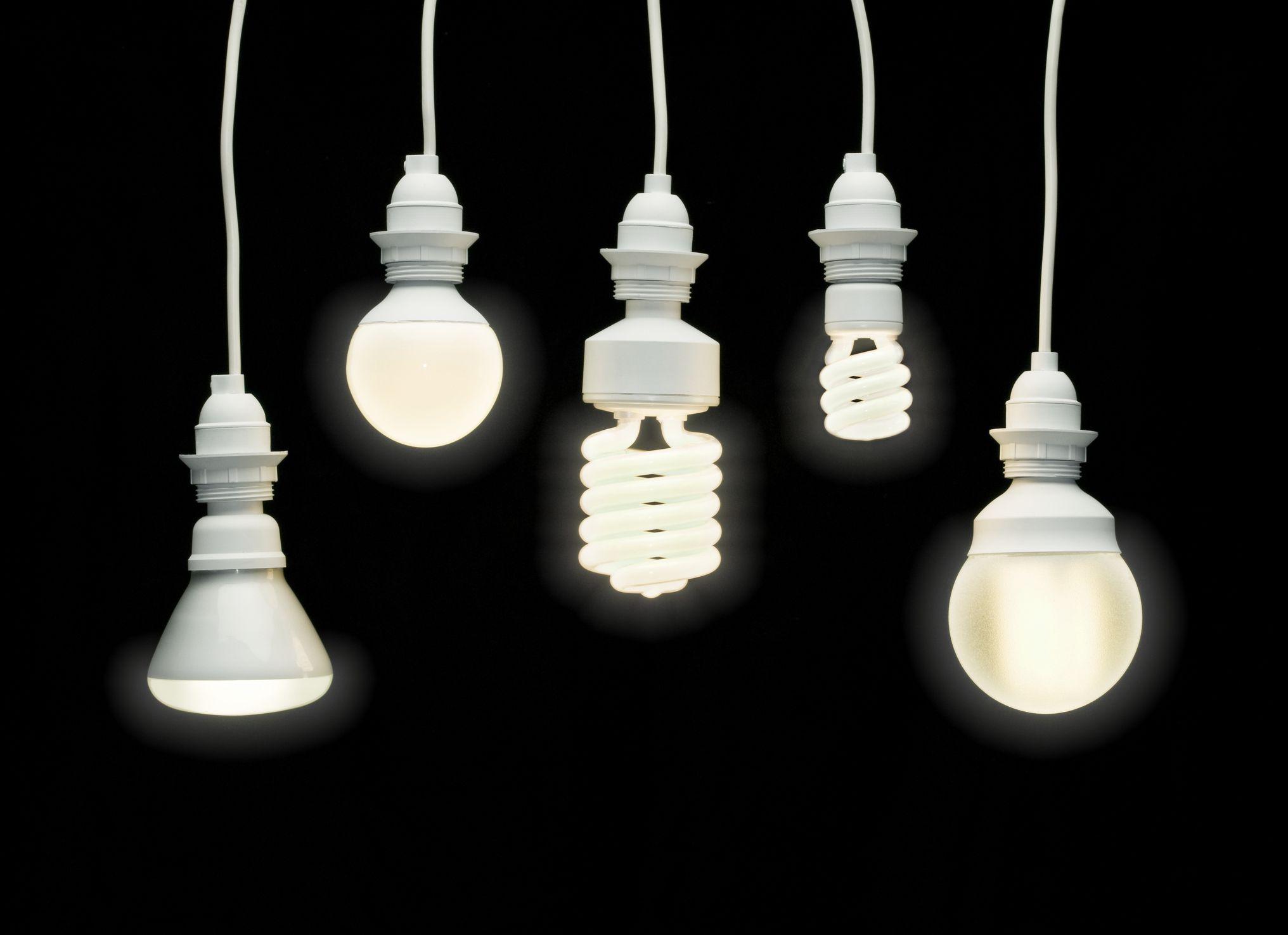 Landscaping Light Bulbs