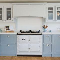 Shaker Kitchen Cabinets Antique Faucet Beautiful Blue Cabinet Ideas