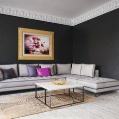 Brown Paint Colors For Living Room Open Floor Plan Kitchen Design 11 Best Neutral Your Home Scandinavian 19 10