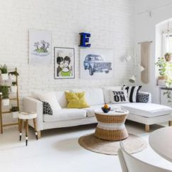 Nice Decoration For Living Room Interior How To Decorate A Small In 17 Ways White With Furniture And House Plants