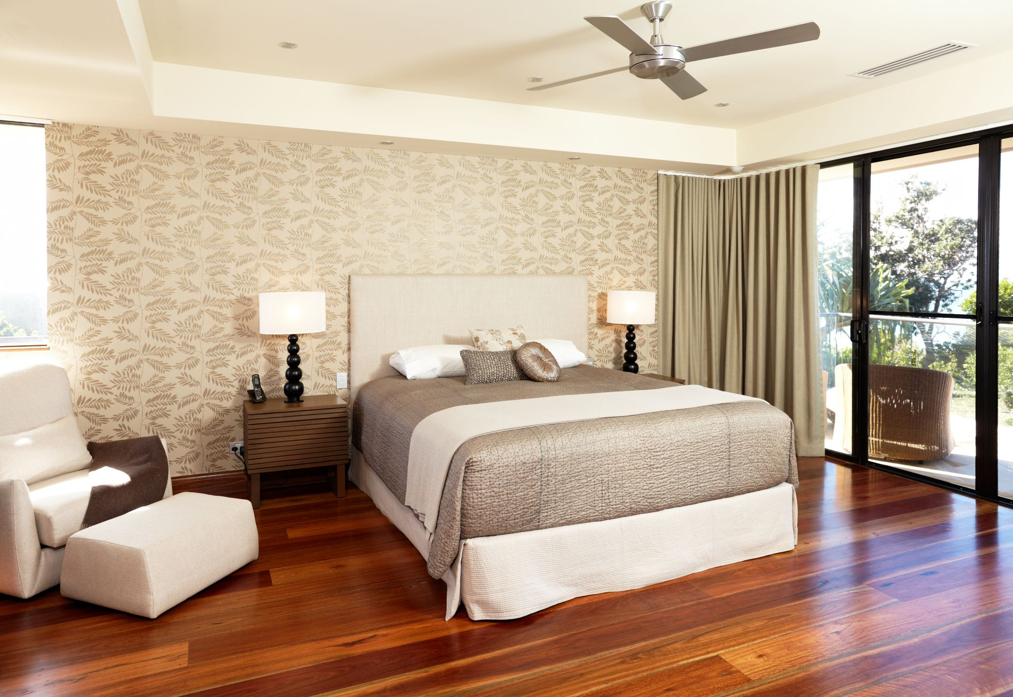 Master Bedroom Deep Clean