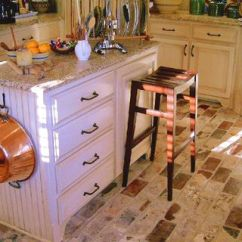 Brick Floor Kitchen Healthy Dog Food How To Clean A Flooring Installations