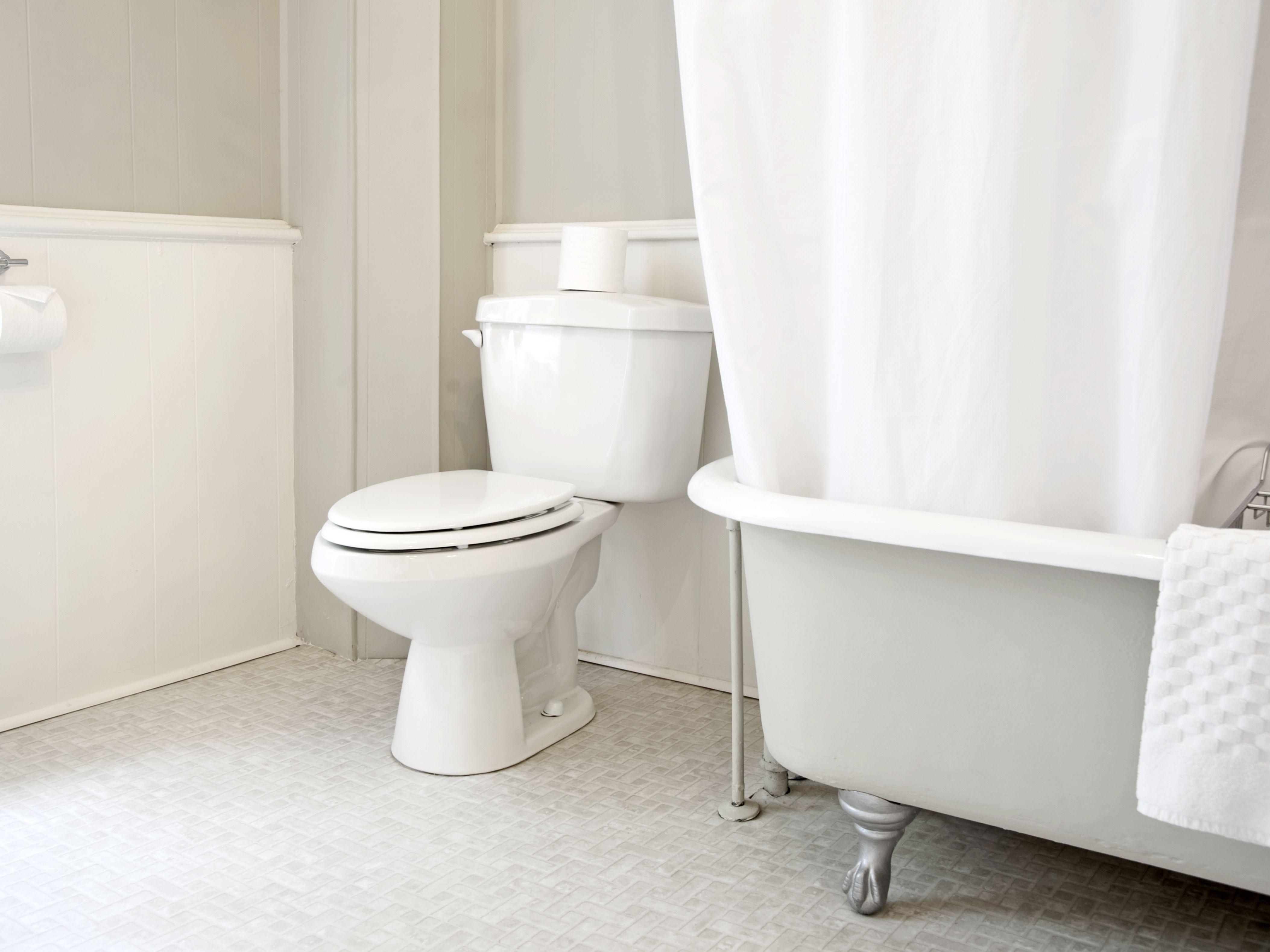 Tightening A Loose Toilet Seat