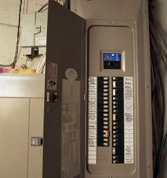 upgrade 100 amp fuse box to circuit breaker [ 2440 x 3660 Pixel ]