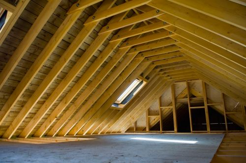 small resolution of house wiring an attic