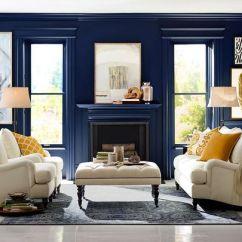 Blue Living Room Walls Interior Design India 15 Beautiful Rooms Deep