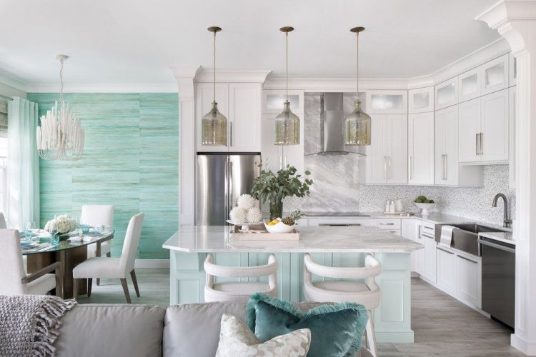 8 Inspiring And Beautiful Turquoise Rooms