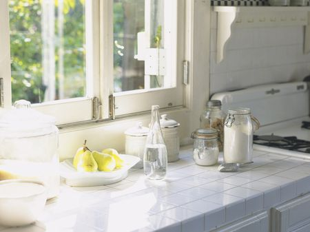 tile for kitchen countertops led lighting jaw dropping ideas your idea instant retro by using white on counter