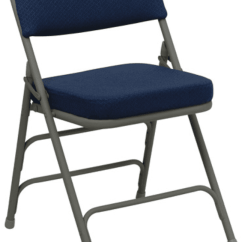 Blue Metal Folding Chairs Adirondack Chair Topper Best For 2019