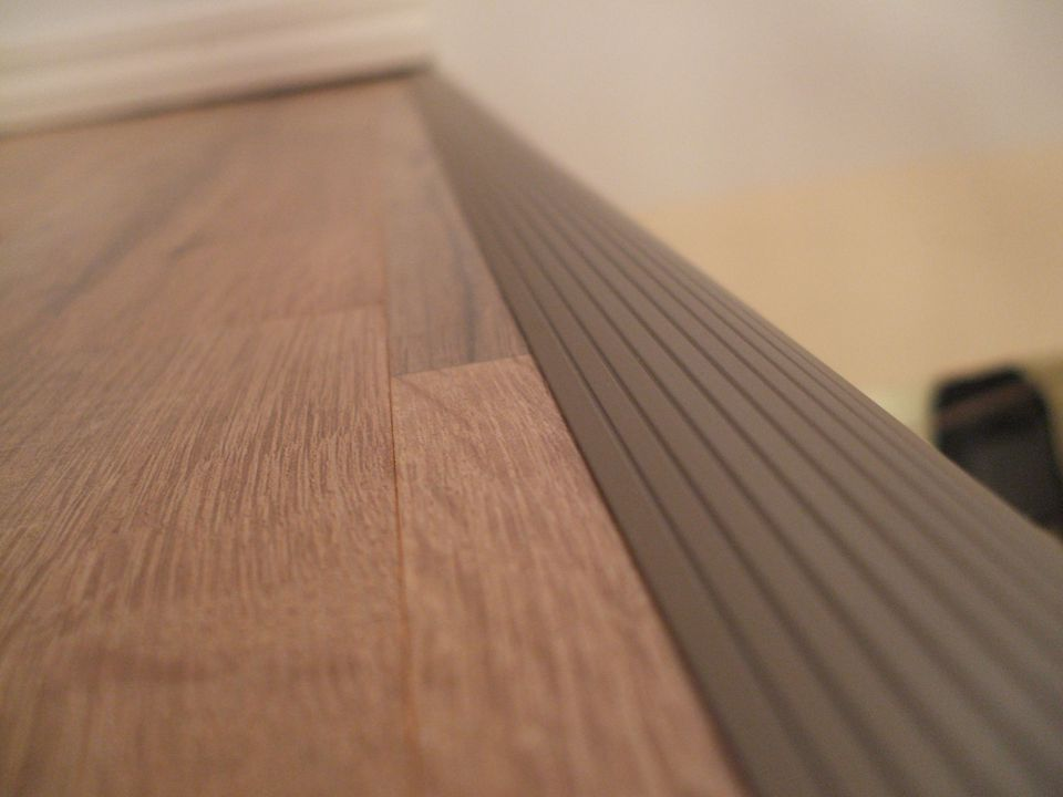 How to Install a Stair Nosing Strip