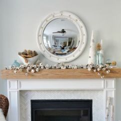 Living Room Mantel Decor Pictures Of Decorated Rooms 27 Best Winter Ideas Decorating For