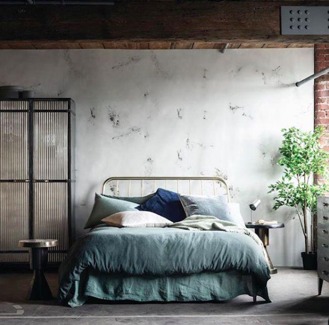 Industrial Design Interior Bedroom Home Design Ideas