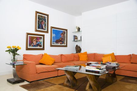 best colours for living room feng shui paint ideas with fireplace how to use the color orange good interiors of a drawing