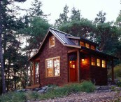 small house cabin