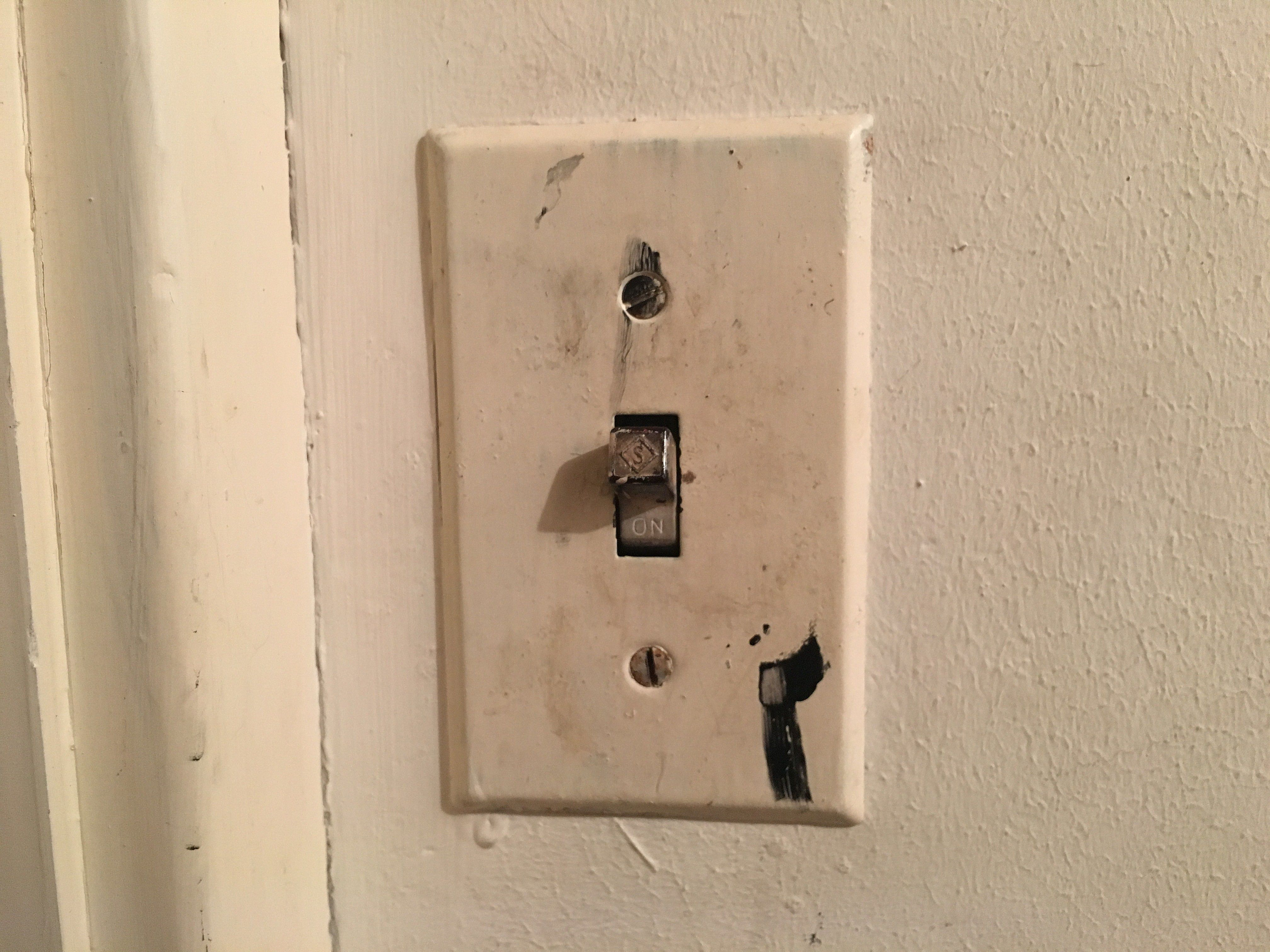 Changing 4 Way Light Switch
