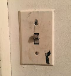 single wire switch diagram light switch and 2 gfi bath fan [ 4032 x 3024 Pixel ]
