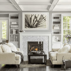 Living Room Ideas With Tv And Fireplace Gray Couches 20 Beautiful Rooms Fireplaces